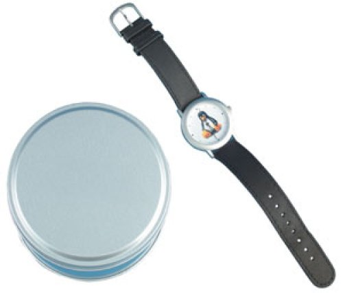 linux-tux-armbanduhr