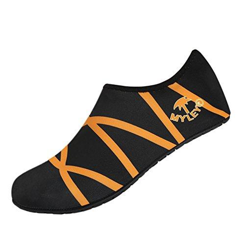 Brightup Outdoor Schwimmen Tauchen Schuhe Für Wassersport Beachwear Orange