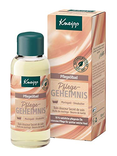 Kneipp Pflegeölbad Pflegegeheimnis, 3er Pack(3 x 100 ml)