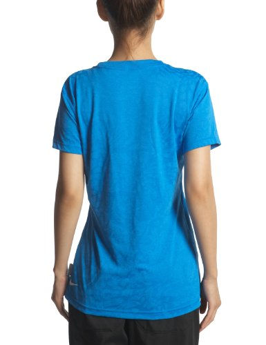 Nike Tee-BF Futura Glyph Fill Damen T-Shirt Blanco / Negro (WHITE/WHITE/BLACK)