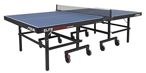 """Stiga Indoor-Tischtennisplatte """"Elite Roller Advance"""" (blau)"""