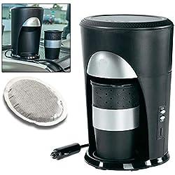 Générique Cafetière 24V à dosettes de café pour Camion