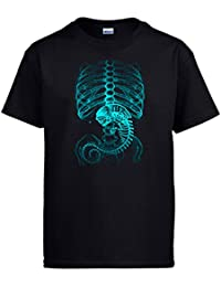 Diver Camisetas Camiseta Embarazada Alien