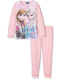 Sun City FR Sisters Frozen, Ensemble de Pyjama Fille