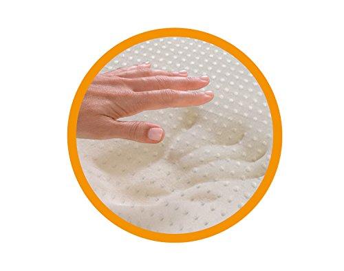 Zoom IMG-1 marcapiuma cuscino in memory foam