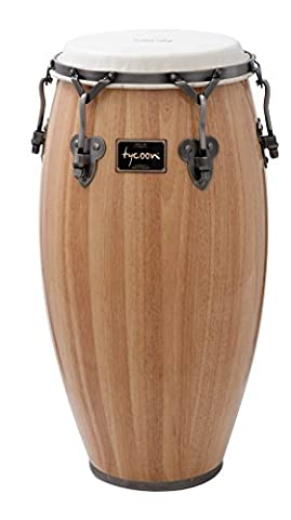 Tycoon Percussion TSC-110BCN/S 11 inch Signature Classic Series Quinto Conga - Natural