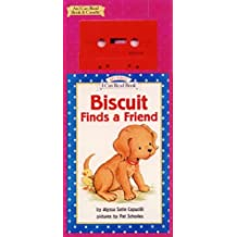 Biscuit Finds a Friend Book and Tape
