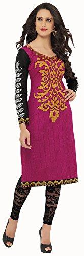 Hrinkar Printed Kurtis Dress Material for Women