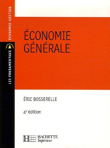 Economie générale