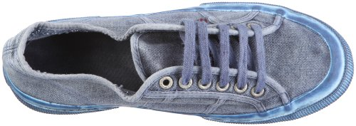 Superga 2750-PCOTU S001C20, Baskets mode homme Bleu-TR-C3-117