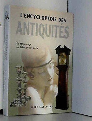 L'encyclopédie des antiquités
