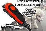 Lia Fashion Tierhaarschneider Haarschneider elektrisch Schermaschine für Hunde Katzen Trimmer Haustier Tierhaarschneidemaschine mit Kabel
