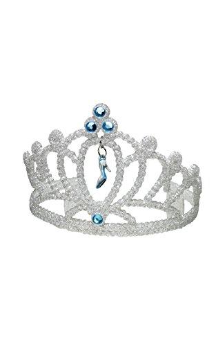 Rubie's Offizielles Kind 's Glitzer Cinderella Tiara–One Size