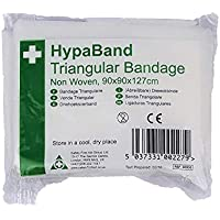HypaBand Triangular Bandage - Non Woven (Pack of 6)