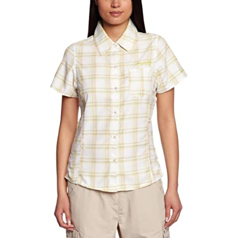 Regatta Camicia Tiro Verde/Rosa IT 42 (US 10)