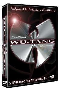 Wu-Tang Clan Presents 1-5 [DVD] [Region 1] [US Import] [NTSC]