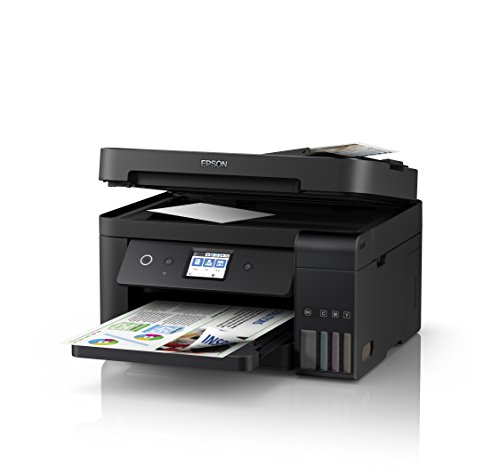 Epson EcoTank ET-4750 Refillable Ink Tank Wi-Fi Printer, Scan and Copier and Fax with 3 years worth of ink Reviews