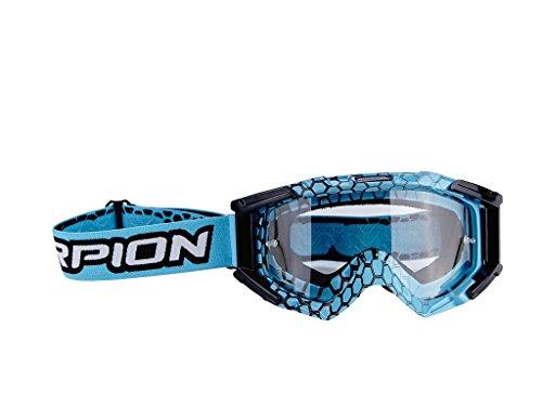 Scorpion Crossbrille 2017 Blau
