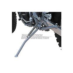 SW-Motech Seitenständer - Silbern. Montage zusätzl. zu Hauptständer.
