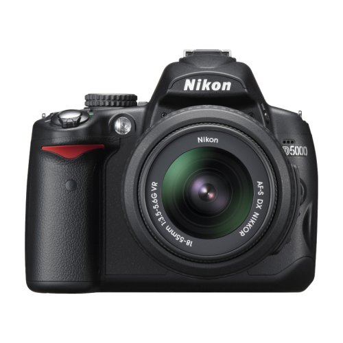 Nikon D series D5000 Double VR Zoom Kit [Versione EU]