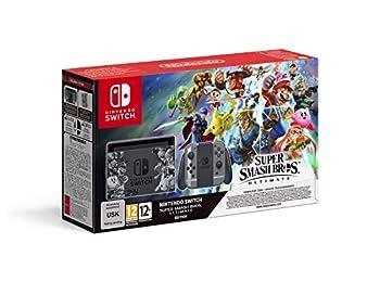 Nintendo Switch Super Smash Bros. Ultimate Set 32GB Wi-Fi Black Switch Super Smash Bros. Ultimate Set, Black, 4096 MB, NVIDIA Tegra X1, Flash, 32 GB, Super Smash Bros. Ultimate