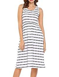 72ee178637f3 Amazon.it  Longuette - Vestiti   Donna  Abbigliamento