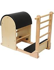 Ladder Barrel–Madera de base–Black Yogi Star