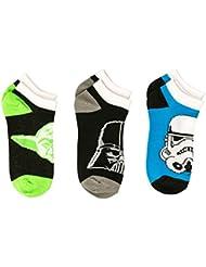 Disney - Calcetines Star Wars, Talla: 32-35