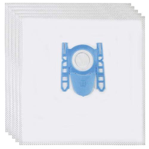 spares2go Micro Fleece Staub Staubbeutel für Bosch Terrossa Staubsauger (Pack von 5, 10oder 20+ Filter) 5 Bags