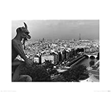 El Arte Grupo Heiko Lanio (Vista de Notre-Dame, París) – Lámina