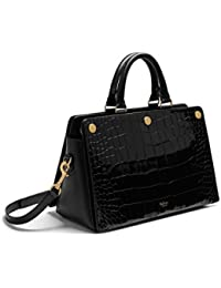 74598c98abd usa mulberry chester croc embossed tote 5bbb4 16384