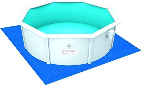 Bestway hydrium 56571 framed pool rotondo 10990l blu for Comprare piscina fuori terra