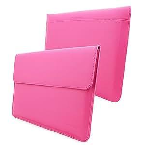 """Macbook Air & Pro 13"""" Tasche (Pink), Snugg™ – Hülle mit lebenslanger Garantie für MacBook Air 13"""" & MacBook Pro 13"""""""
