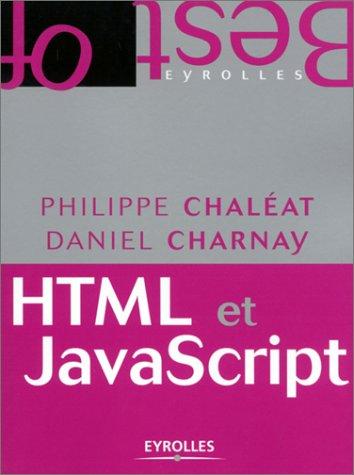 HTML et JavaScript (édition poche)