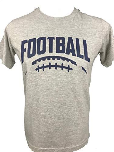 f9e96cd1 Football T-Shirt Gris Hommes Packers Patriots Seahawks Falcons Eagles  Saints Raiders Chemise Coupe Football Motive de Haute qualité, Taille ...
