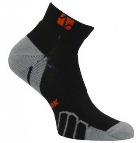 vitalsox Low Cut drystat Kompression Socken, Herren, schwarz, S (Low-cut Socken Asics)
