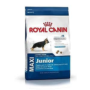 Royal Canin Dog Food Maxi Junior 15kg