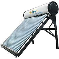 Pannello solare termico acqua calda fai da te for Schema impianto solare termico fai da te