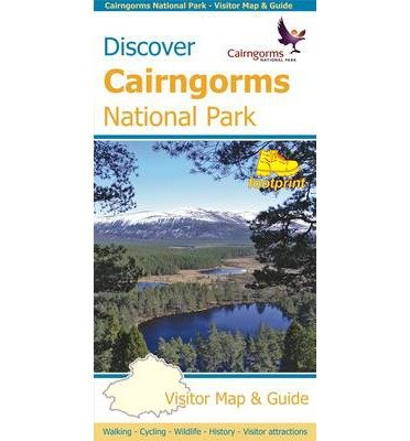 [(Discover Cairngorms National Park: Visitor Map and Guide)] [ FOOTPRINT ] [June, 2014]