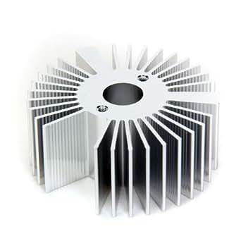 Aluminium Kühlkörper für 3W LED-Licht