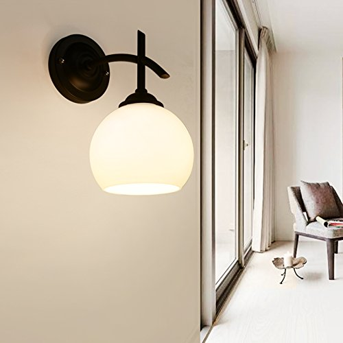 Wandun Kreativraum Wandleuchte Lampe Am Bett Minimalistischen Schlafzimmer Wand