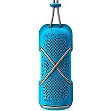 AUKEY Altavoz Bluetooth Portátil, Altavoces Inalámbricos a Prueba de Agua para Exterior, con Dual