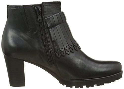 Gabor Comfort Sport, Bottes Classiques Femme Noir (Schwarz Micro)