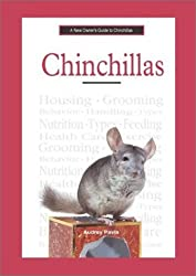 A New Owner's Guide to Chinchillas by Audrey Pavia (2003-09-01)