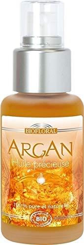 Huile de soin precieuse d'argan - bio 50 ml - flacon spray