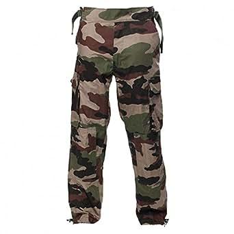 Ares Pantalon de Combat guérilla (XS)  Amazon.fr  Vêtements et ... 125de769a9d