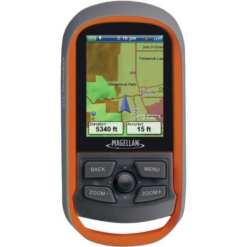 MAGELLAN EXPLORIST 310 - NAVEGADOR GPS (5M  WORLD  5 59 CM (2 2)  240 X 320 PIXELES  TFT  2 GB)