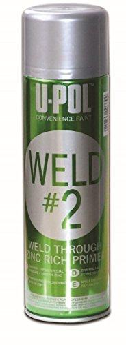 Apprêt soudure à base de zinc 450ml UPOL WELD/AL