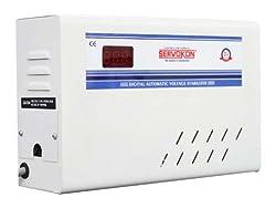 Servokon 4.0 KVA 150-300V AC Voltage Stabilizer