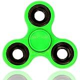 Loomiloo® Hand Fidget Spinner Finger Kreisel Spielzeug aus SI3N4 bei ADHS, Panikattacken, Stress, Rauchstopp und Angstzuständen